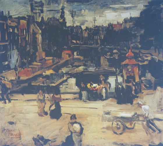 schilderijen isaac israels